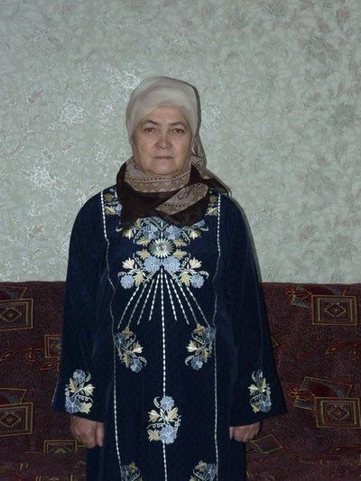 Фания Ибатуллина