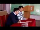 Ағымдағы жылдың 07 ақпаны күні №1 жалпы орта білім беретін қазақ мектебінде өткен кездесу