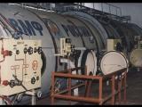 Музей ГНИИ МО РФ 40 Хронологическая доска акванавтов испытателей