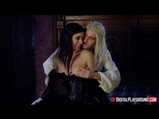 Olive Glass & Danny D [HD 1080, All Sex, Big Tits, Brunette, Cosplay, Parody, Hairy, Cumshot]