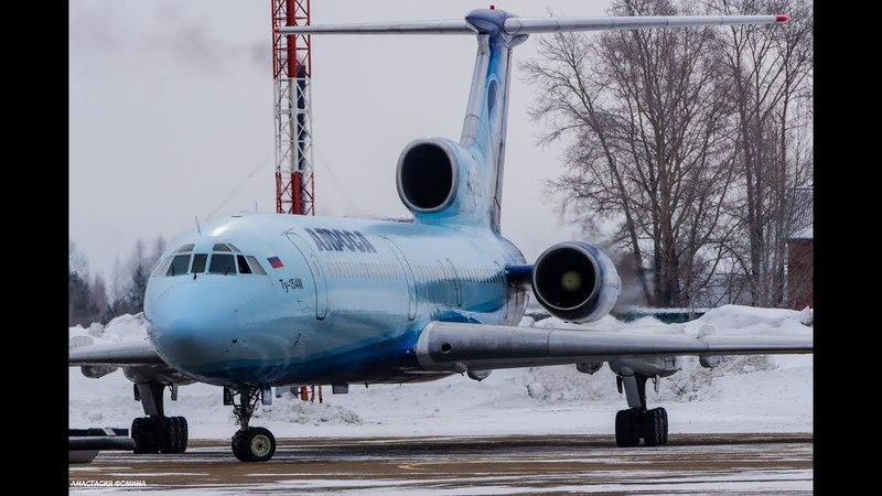 Tupolev Tu-154M RA-85684 Alrosa Airlines 24.03.2018