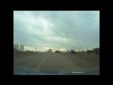 07.03.2018 в 8:30 ДТП Перевёртыш в Севастополе, Казачка.