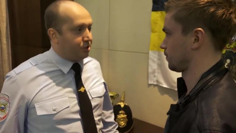Полицейский с рублевки БЕЗ ЦЕНЗУРЫ!! СПИННЕР и АЙФОН 7