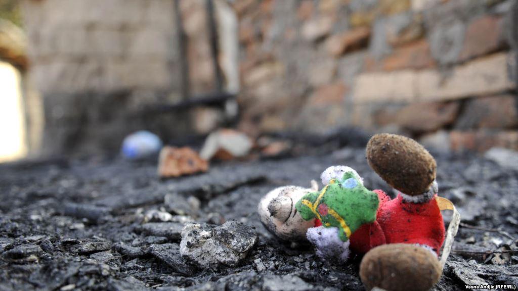 Тринадцать детей погибли в пожарах в Томской области с начала 2017г.