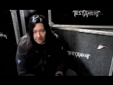 Testament - The Making Of Dark Roots Of Earth (Русский перевод)