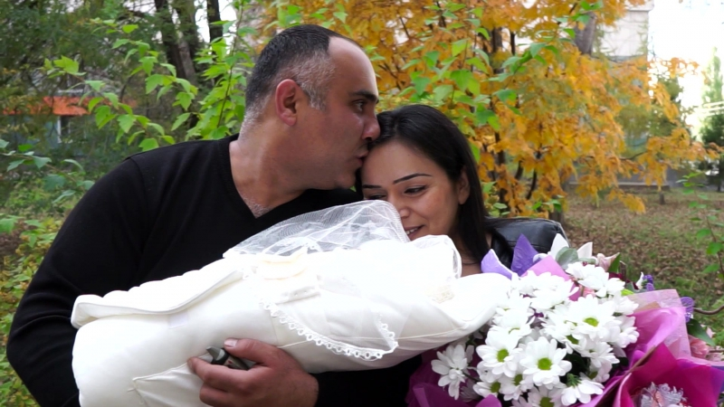 Выписка из роддома Казань Видеосъемка на выписку тел 8 987 266 31 88 смотреть онлайн без регистрации