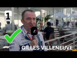 Williams Paddy Lowe | F1 Grill The Grid Team Bosses