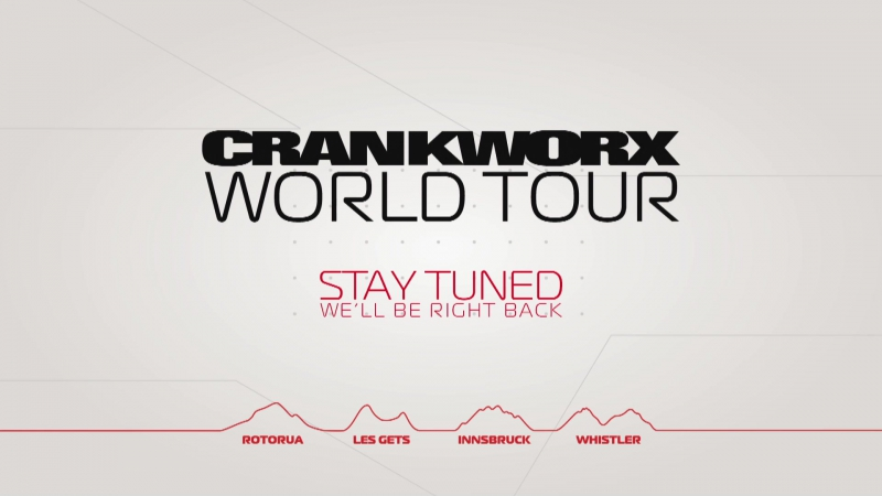 2017 Crankworx Innsbruck Broadcast Raiffeisen Club Pump Track Challenge presented by RockShox
