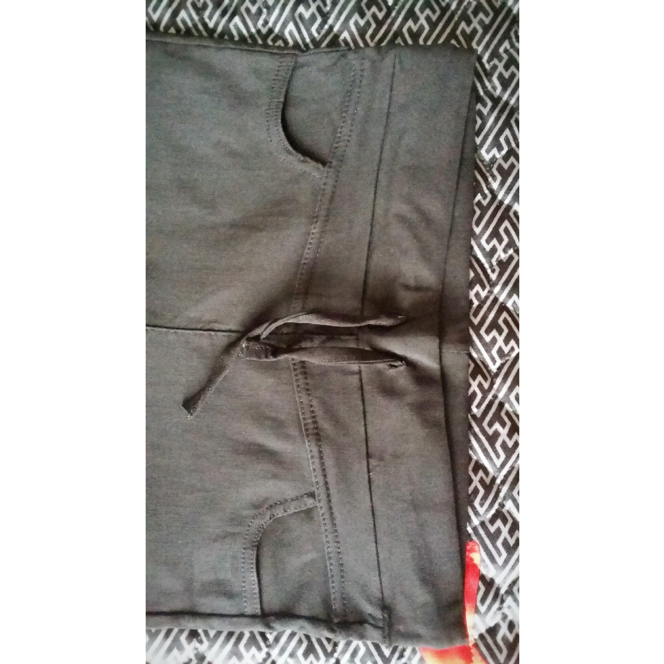 Джинсы с рваниной от магазина weweya Online Store