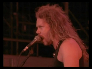 Monsters of Rock in Moscow - Pantera, The Black Crows, Metallica, AC/DC 28.09.1991