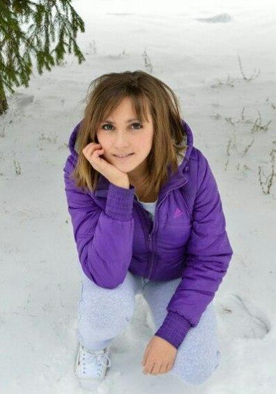 В лесу Татарстана зверски убили лыжницу.