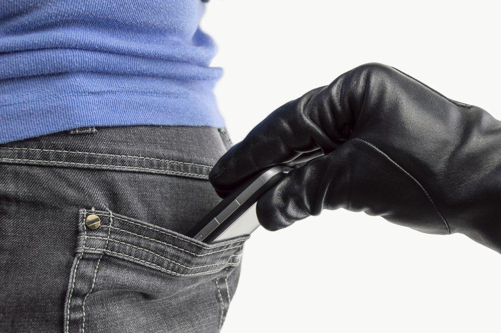 В Волжске поймали карманников.