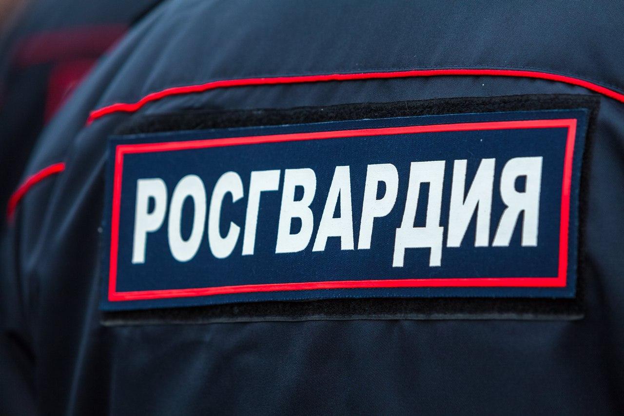 В Волжске росгвардейцы задержали грабителя по «горячим следам».