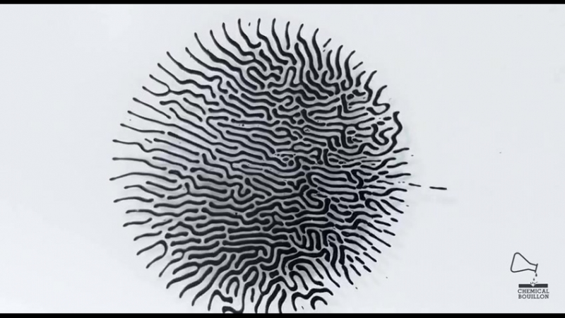 Ferrofluid / ферромагнитная жидкость