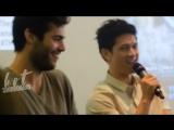 Шумдарио-панель | Про обмен персонажами | RUS SUB | HS