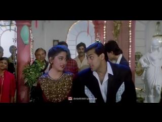 Mujhe kuch kehna Hai Aapse - Dil Tera Aashiq (Звёздный Болливуд)