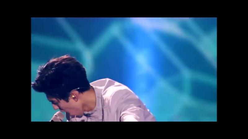 Dimash Kudaibergen - THE DIVA DANCE - Bastau Concert - 2017