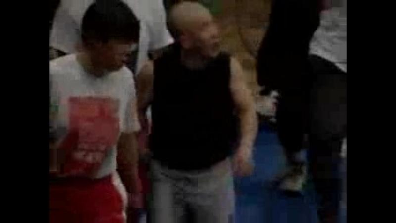 1. Frankie, Mr. Budhaman vs. Tomezo Tsunokake (2.26.95)