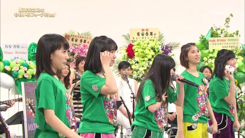 Konosuke Sakazaki no Momoiro Folk Mura 20 (4-4) 20160414