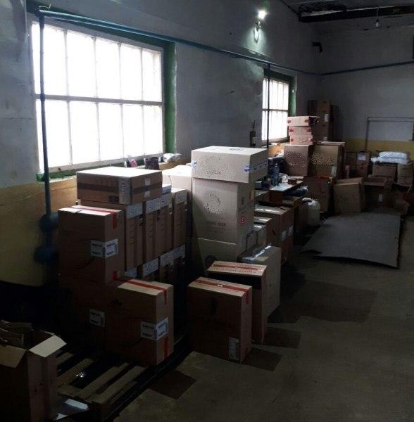 Полиция раскрыла крупную кражу со склада в Парабели