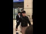 Yuzuru Hanyu arrived in Korea 11.02.2018