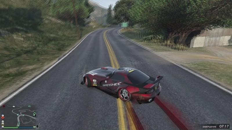 Banshee900R drift wins/fails