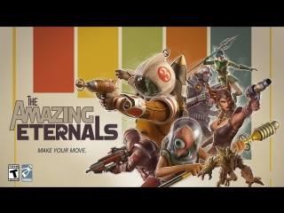 The Amazing Eternals — Make Your Move