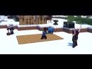 [v- ЧЕМ ЛЁД - Майнкрафт Рэп Клип (На Русском) Cold as Ice Minecraft Original Song