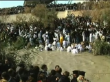 Тысячи паломников стали свидетелями чуда, произошедшего на реке Иордан в праздник Крещения Господня 19 января . По свидетельству