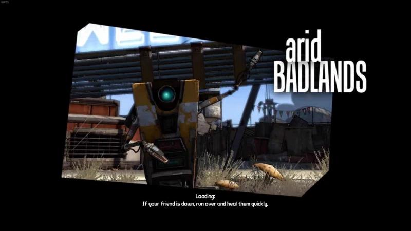 [Borderlands] Очень долгая история