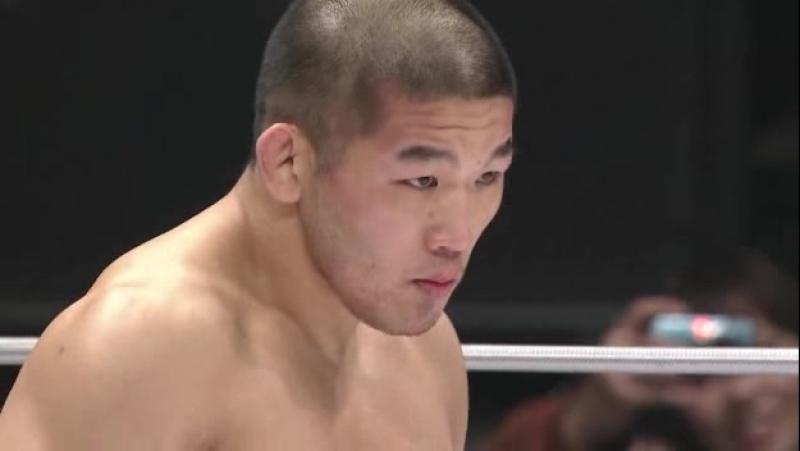 39 Фёдор Емельяненко - Satoshi Ishii, DREAM IGF - Fight For Japan Genki Desu Ka Omisoka 2011, 31.12.2011