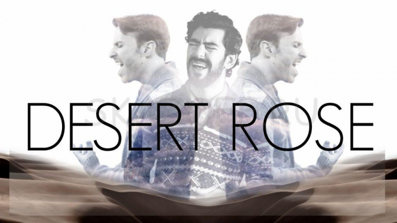 Peter Hollens Alaa Wardi - Desert Rose (Sting feat. Cheb mami Cover)