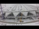 Стадион Самара Арена _ 7 января 2018 г.#Samara #Russia