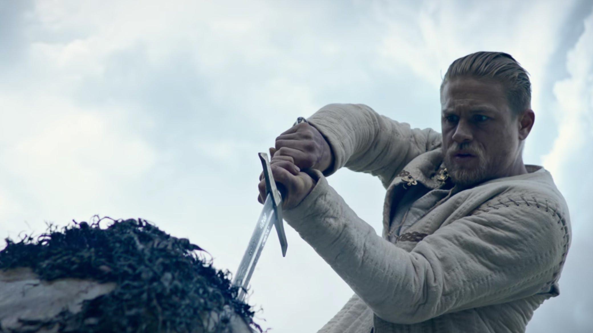 King Arthur: Legend of the Sword 2017 1