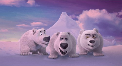 Norm Of The North in Hindi Movie Screen 1