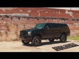 2000 Ford Excursion (Black) Vehicle Profile