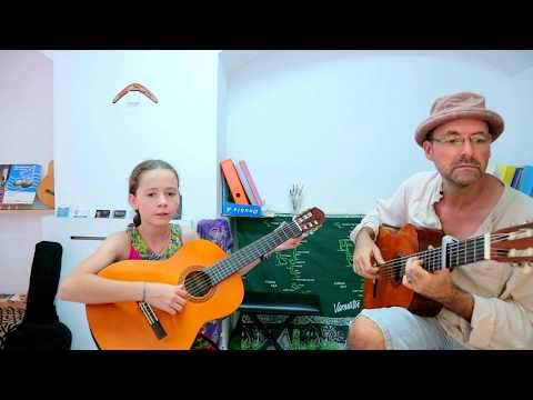 Scarborough Fair(Ballade Ecossaise ou anglaise?)Duo guitare et chant