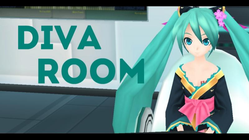 Обзор на DIVA Room (Hatsune Miku: Project DIVA 2nd) » Freewka.com - Смотреть онлайн в хорощем качестве