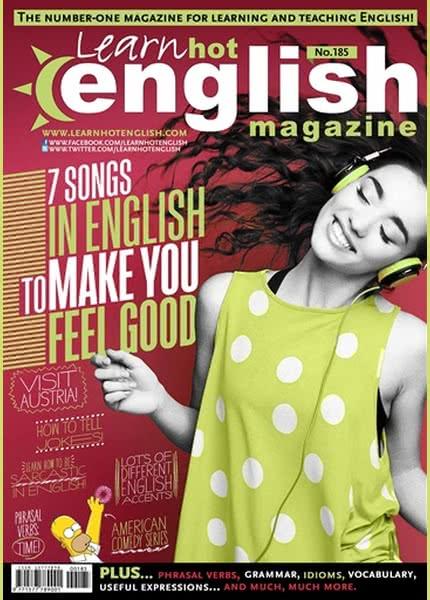 Hot English Magazine - Number 185