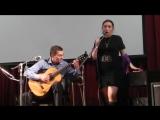 Виктория Кныш и Александр Машков -