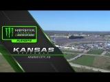 2017 NASCAR Monster Cup - Round 32 - Kansas 400