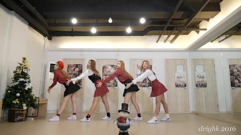 하이틴 HIGHTEEN - 마리오네트 (Marionette) Choreography 안무영상