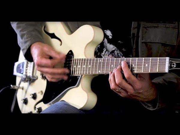 Gibson Memphis Tamio Okuda Signature 1959 ES 330 111 of 150 SN A09495