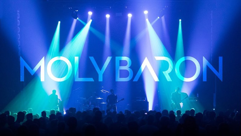 MOLYBARON Incognito - Live Elysee Montmartre Paris