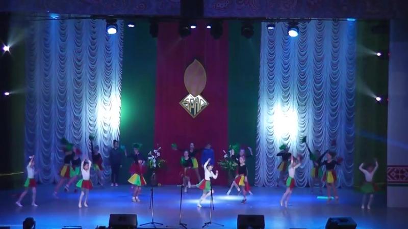 областной конкурс команд черлидинг 27.02. 2018 средняя школа №1