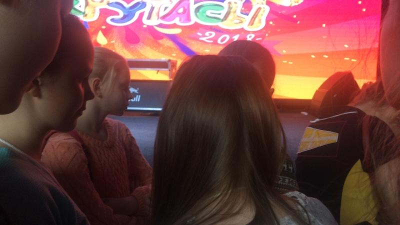 Церемония открытия Весенние выкрутасы 2018 Казань