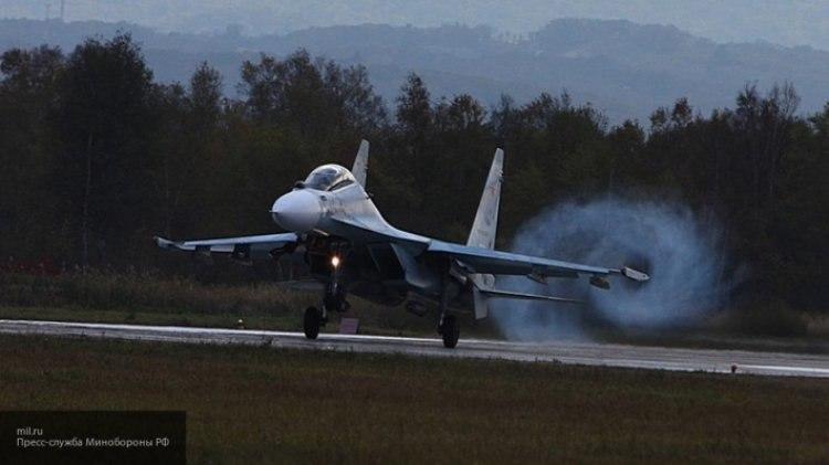 В МО РФ заявили, что США не перехватывали Су-25 над Сирией