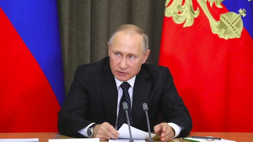 Putin: Xaricilər Frans İosif adasının Rusiyaya aid olduğunu unutmuşlar