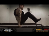 КРИС ХЕРИА. ПЛАНШ - ОБУЧЕНИЕ ГОРИЗОНТУ. (ТОП-5 упражнений) GymFit INFO