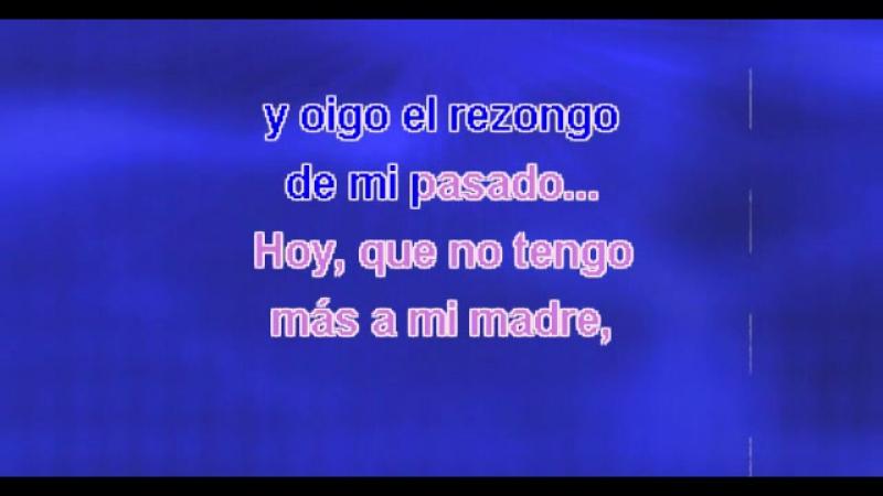 Carlos Gardel - El choclo (karaoke)